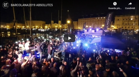 Absolute5 - Barcolana video